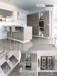 Kitchen Poliform Varenna Kyton 2 (vray, corona)