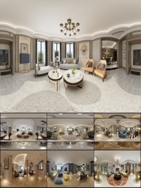 360° INTERIOR DESIGNS 2017 LIVING & DINING, KITCHEN ROOM AMERICAN STYLES COLLECTION 3