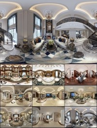 360° INTERIOR DESIGNS 2017 LIVING & DINING, KITCHEN ROOM EUROPEAN STYLES COLLECTION 2
