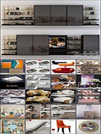 PRO 3D-models Pack 8