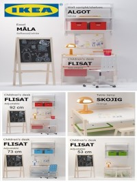 IKEA set for children (Sorona, V-ray)