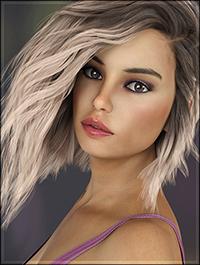Mindie for Genesis 8 Female