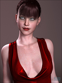 Yara HD for Genesis 3 Female