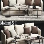 Molteni C SLOANE Sofa 04