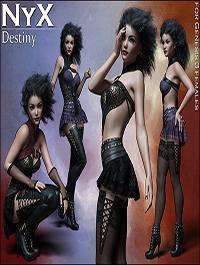 NyX Destiny by Rhiannon