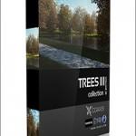 CGAxis Models Volume 28 Trees III