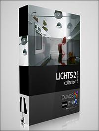 CGAxis Models Volume 16 Lights II