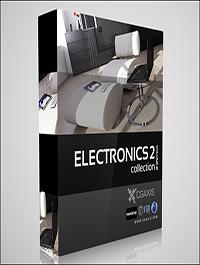 CGAxis Models Volume 18 Electronics II