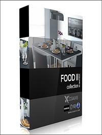 CGAxis Models Volume 29 Food II