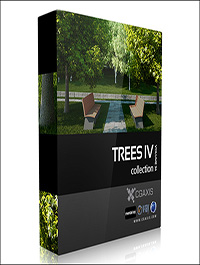 CGAxis Models Volume 34 Trees IV
