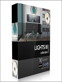 CGAxis Models Volume 35 Lights III