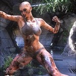 Ultimate Dirt 'n Blood for Genesis 2 Female