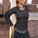 Fall Casual for Genesis 8 Female(s)