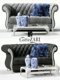 CorteZARI GABRIEL Sofa