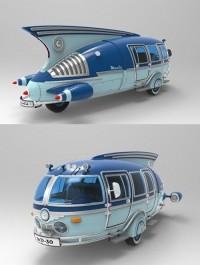Maxis 3d Model