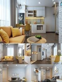 Apartment Design Ecolife Capitol Interior Scene