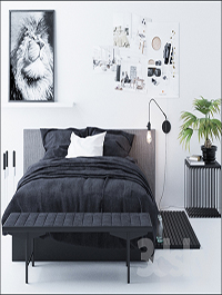 Bedroom by Aeroslon