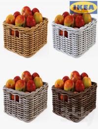 IKEA Shopping BYUHOLMA 01 with apples