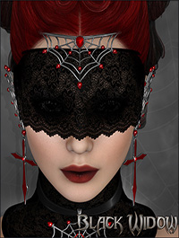 Black Widow - Jewels & more by DIGIpixel