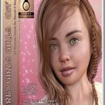 Girls Girls Girls – G8F 16 Characters by LUNA3D