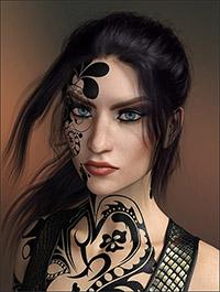 ZaraBeth for Genesis 8 Female