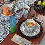 Tableware Mediterranean Mix