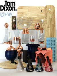 Tom Dixon accessories Set 2