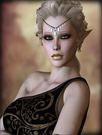 Fantasy Girls - Morianna by kaleya