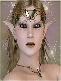 Fantasy Girls - Fayra & Jewelry by kaleya