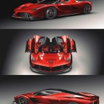 Ferrari LaFerrari 3D Model