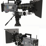 Best 3D Models Of the Week: Camera ARRI ALEXA SXT Plus
