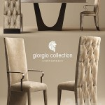 Table and chair Giorgio Lifetime Dining Chairs