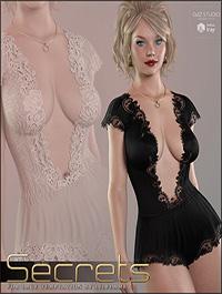 Secrets for Lace Temptation by Sveva