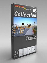 DigitalXModels Collection vol 5 TRAFFIC