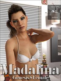Madalina For Genesis 8 Female