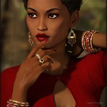 Jewels at Dawn for Genesis 3 Female(s)