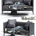 Molteni C CAMDEN Low Backrest Sofa
