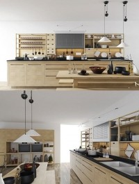 Valcucine Kitchen 3d Interior Scene