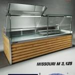 Refrigerated showcase Missouri M 3.125 D