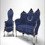 Victorian Sofa & Chair