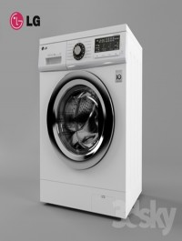 Washing machine LG F1296CDP3