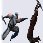 3DRT Characters Ninjas