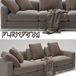 Sofa Beauty Flexform
