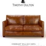 Viscount William Sofa, Sofa 3-seater