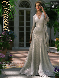 Elegant for dForce May Gown by Sveva