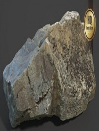 Mountain Rock Scan VR / AR / low-poly 3D model