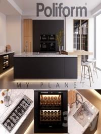 Kitchen Poliform Varenna My Planet 4 (vray GGX, corona PBR)