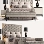 The Sofa & Chair Company Rossini Bed