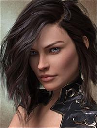 Harper HD for Genesis 8 Female