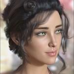 Ainsley Hair for Genesis 3 & 8 Female(s)